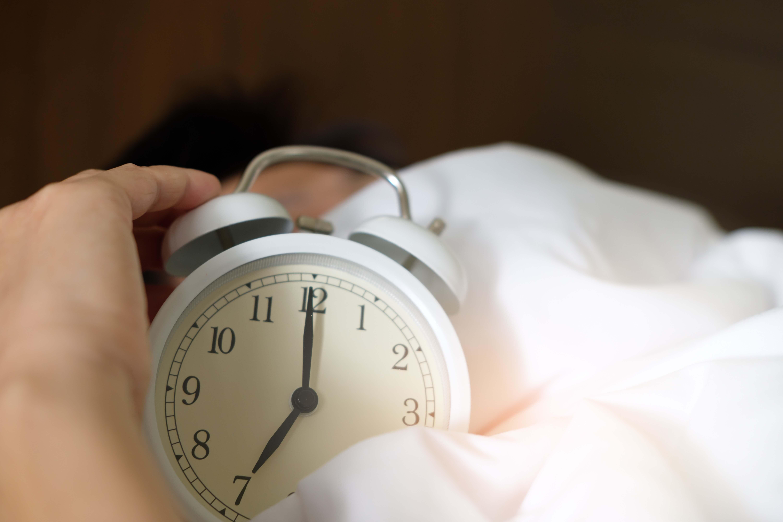 Sover du nok?