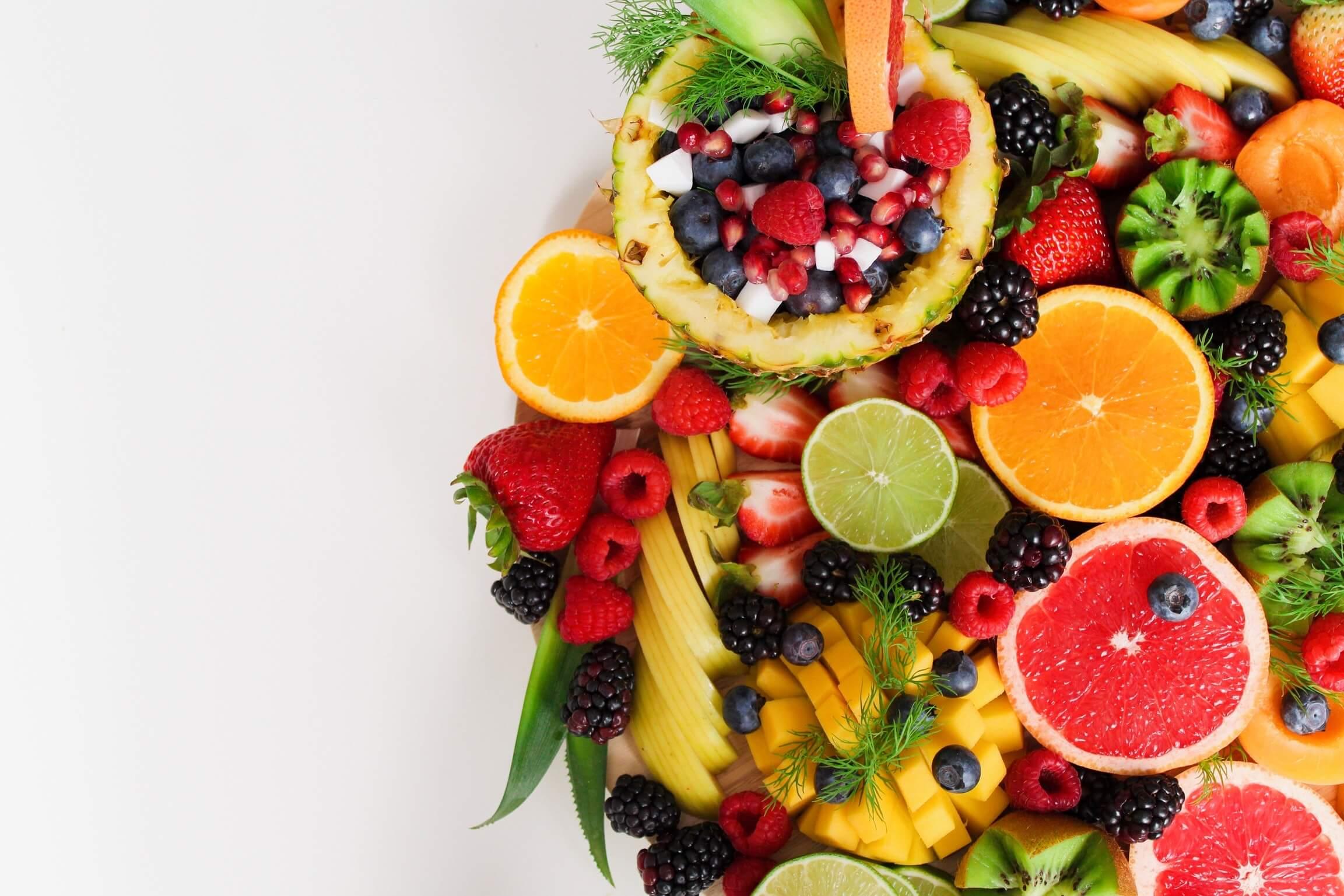 6 stykker frugt og grønt om dagen