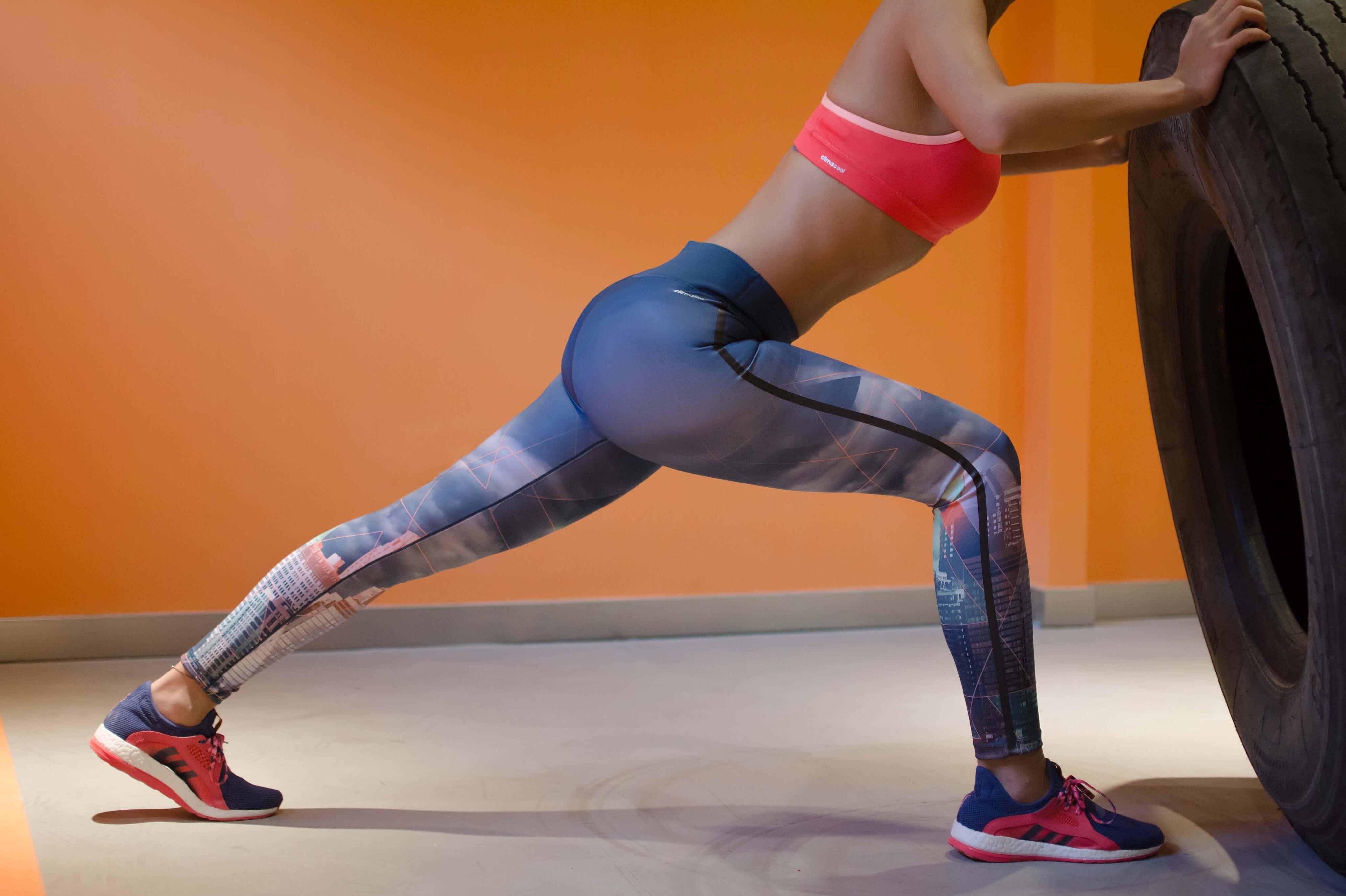 HIIT træning er en effektiv kalorie forbrænder